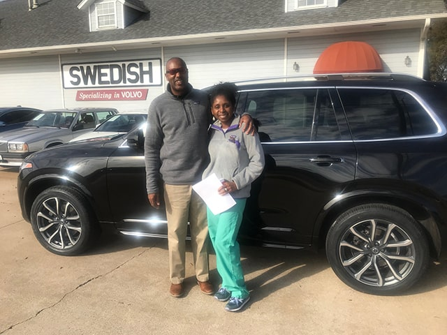 Me and My Volvo customer photo - Swedish Imports - Edmond Oklahoma (10)