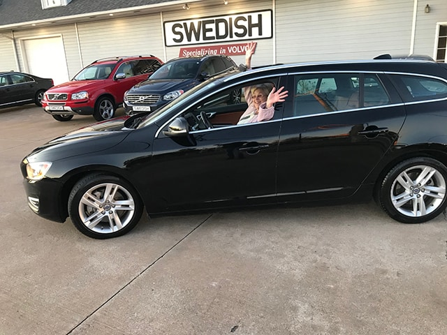 Me and My Volvo customer photo - Swedish Imports - Edmond Oklahoma (14)