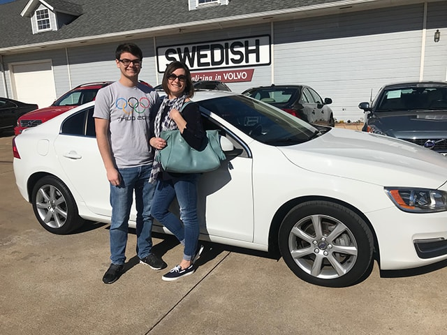 Me and My Volvo customer photo - Swedish Imports - Edmond Oklahoma (15)