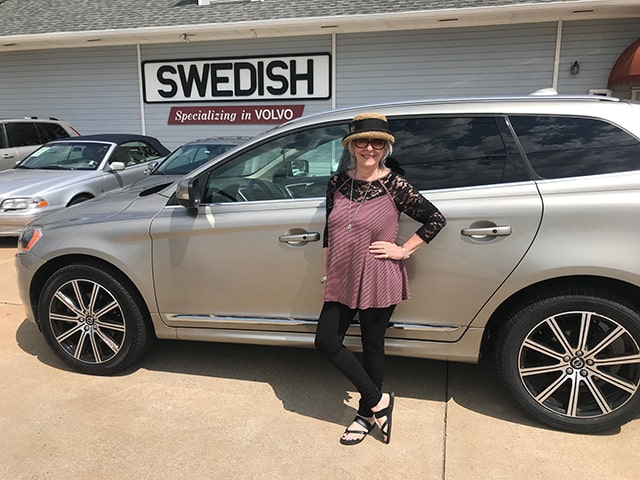 Me and My Volvo customer photo - Swedish Imports - Edmond Oklahoma (2)