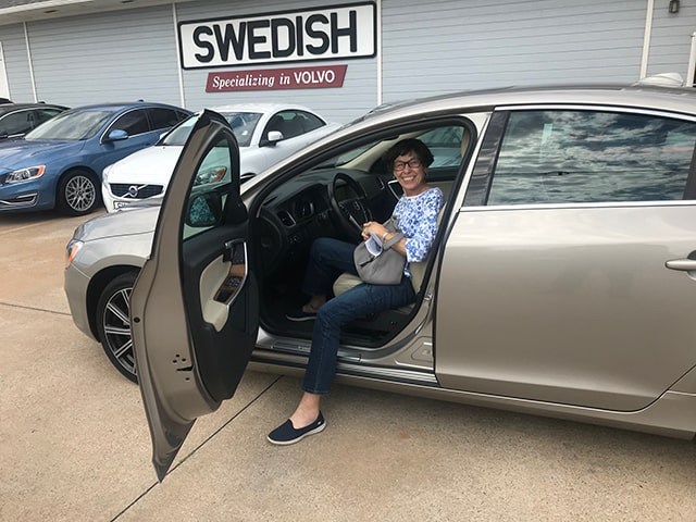 Me and My Volvo customer photo - Swedish Imports - Edmond Oklahoma (5)