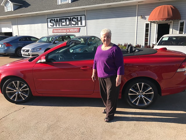 Me and My Volvo customer photo - Swedish Imports - Edmond Oklahoma (6)
