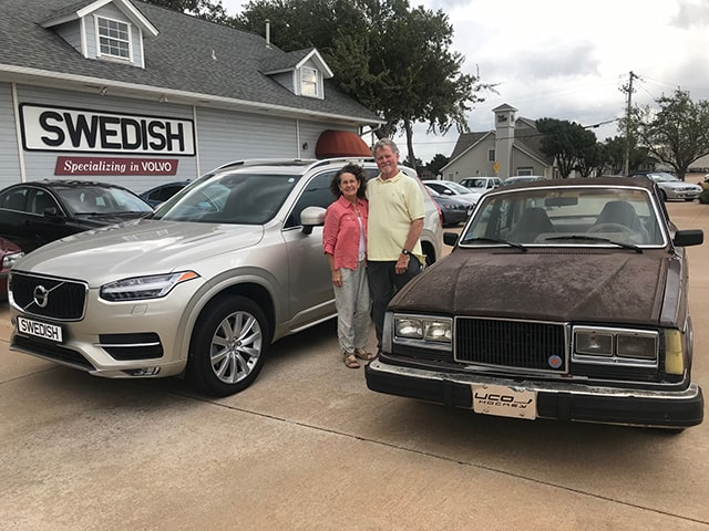 Me and My Volvo customer photo - Swedish Imports - Edmond Oklahoma (7)