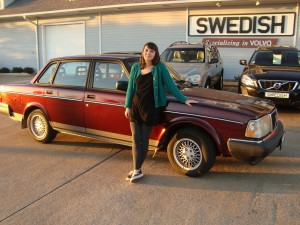 Swedish Imports Me and My Volvo Customer 2-25-1